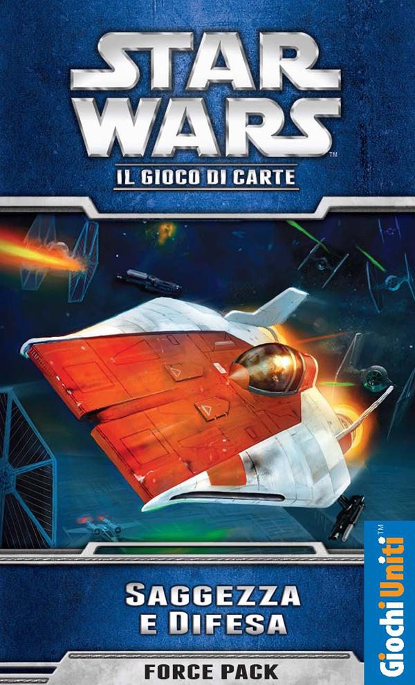 STAR WARS LCG: SAGGEZZA E DIFESA