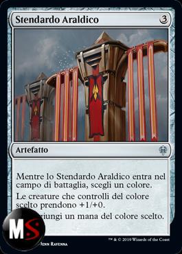 STENDARDO ARALDICO