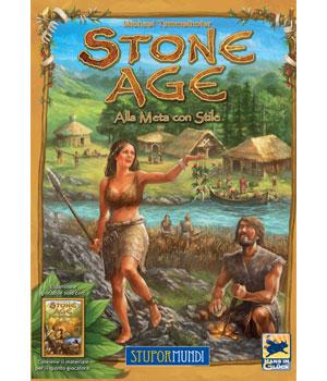 STONE AGE - ALLA META CON STILE