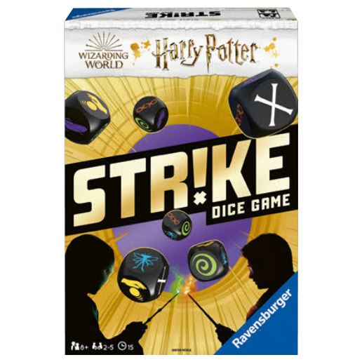 STRIKE HARRY POTTER - DICE GAME