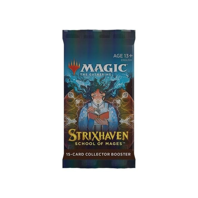 STRIXHAVEN: SCHOOL OF MAGIC - 1 BUSTA SFUSA - ITALIANO