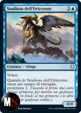 STUDIOSO DELL'ORIZZONTE