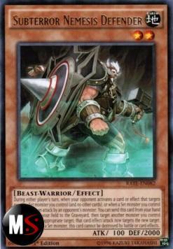 Difensore nemesi subterrore - Drago furioso occhi diversi ...