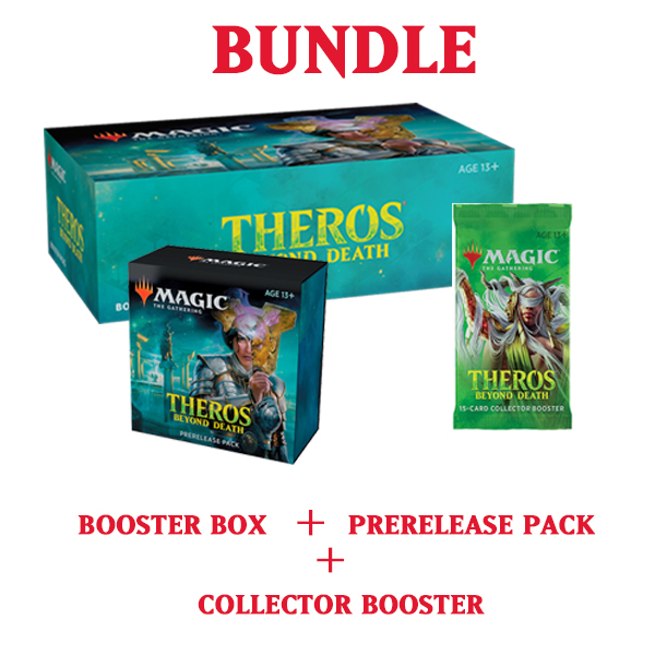 THEROS OLTRE LA MORTE - MEGA BUNDLE