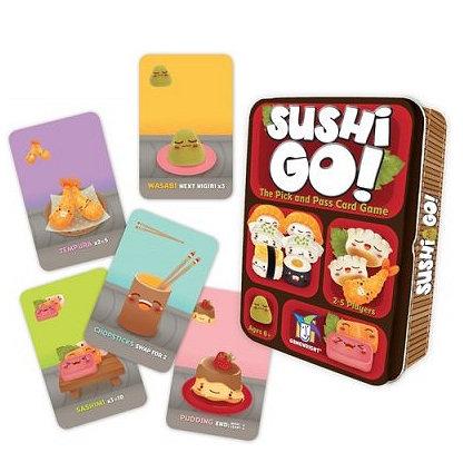 SUSHI GO! - EDIZIONE IN ITALIANO