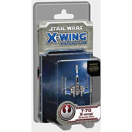 STAR WARS: X-WING - T-70 HERO SHIP