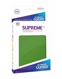 UGD SUPREME UX SLEEVES STANDARD SIZE - GREEN 80