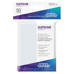 UGD SUPREME UX SLEEVES STANDARD SIZE - FROSTED (50)