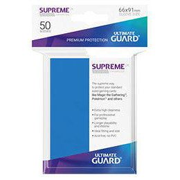 UGD SUPREME UX SLEEVES STANDARD SIZE - ROYAL BLUE (50)