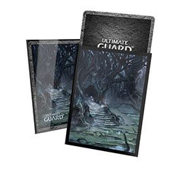 UGD PRINTED SLEEVES STANDARD SIZE LANDS EDITION II - SWAMP (100)