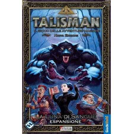Talisman la luna di sangue - Talisman gioco da tavolo ...