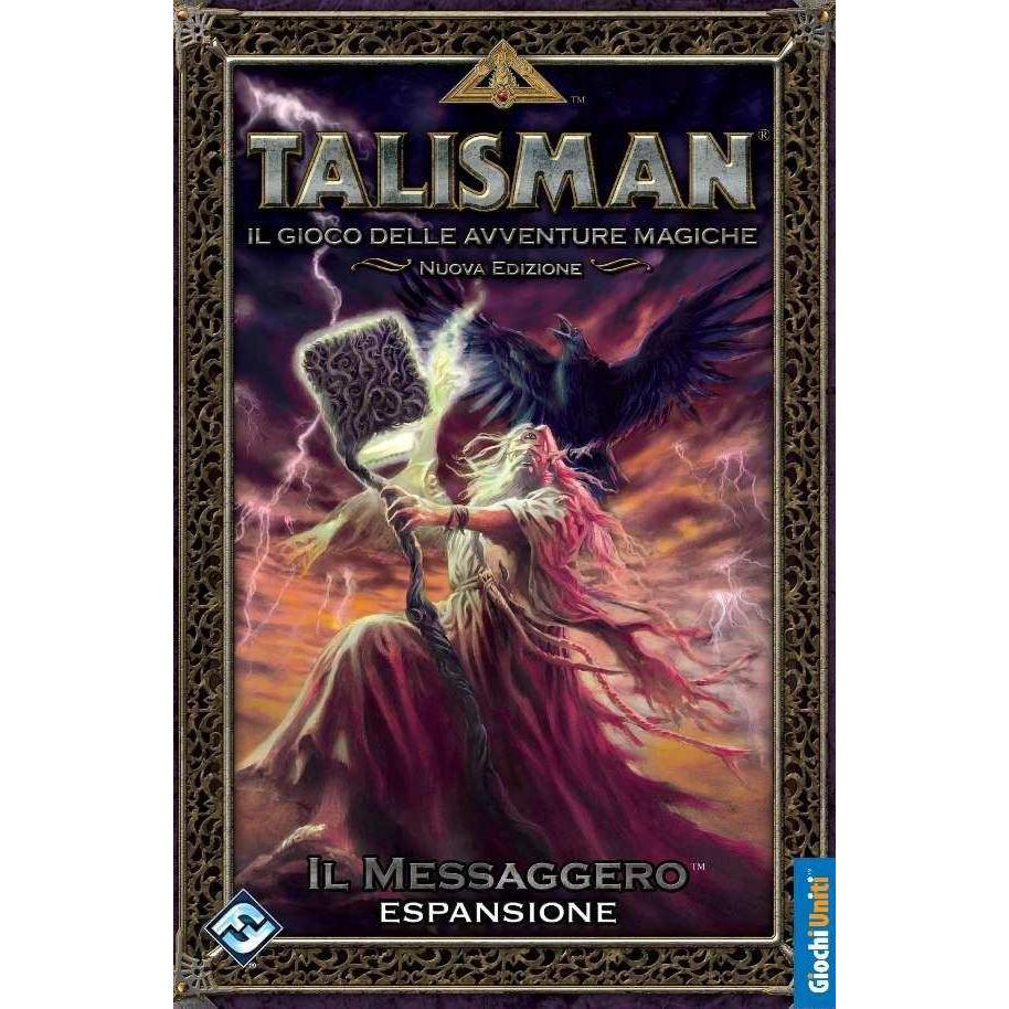 Talisman il messaggero - Talisman gioco da tavolo ...