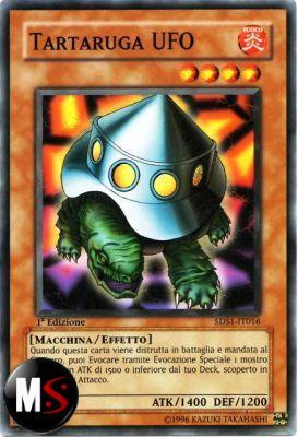 TARTARUGA UFO