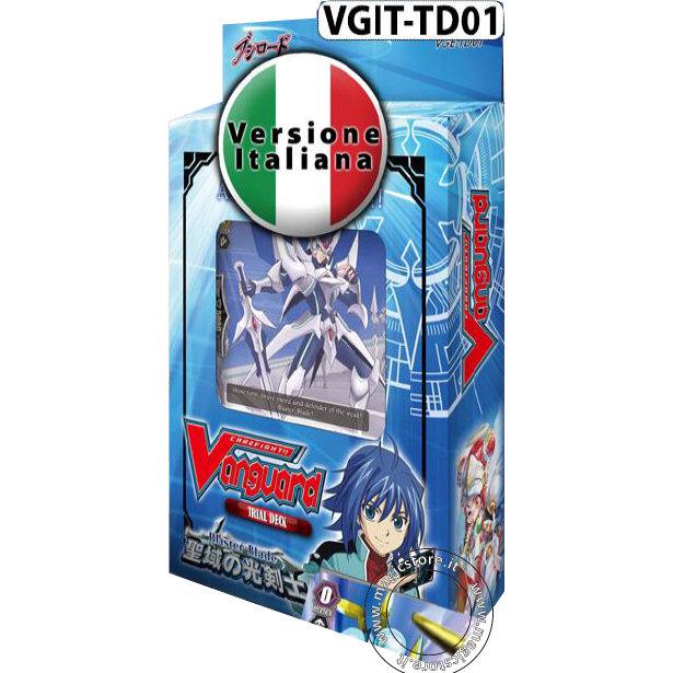 VGIT-TD01 VANGUARD TRIAL DECK - DISTRUTTORE DELLE LAME - MAZZO