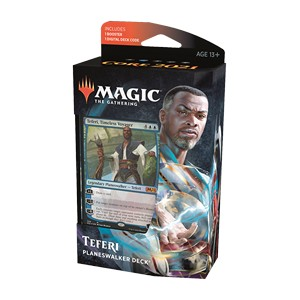 M21 SET BASE - PLANESWALKER DECK TEFERI