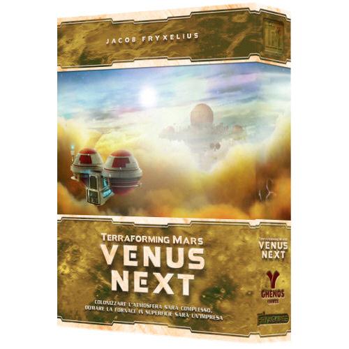 TERRAFORMING MARS: VENUS NEXT - ITALIANO