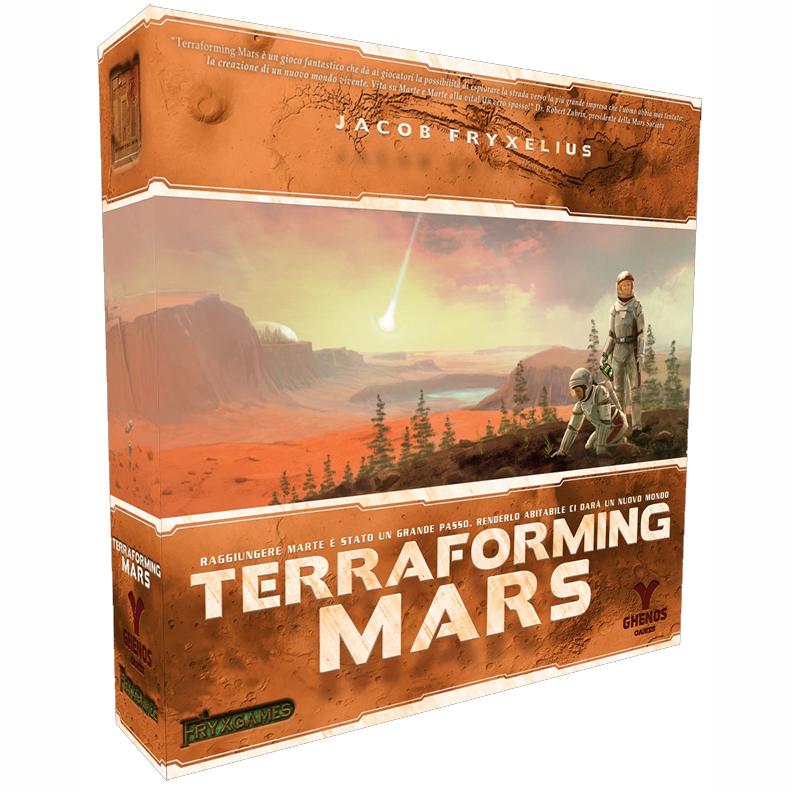 TERRAFORMING MARS - EDIZIONE ITALIANA