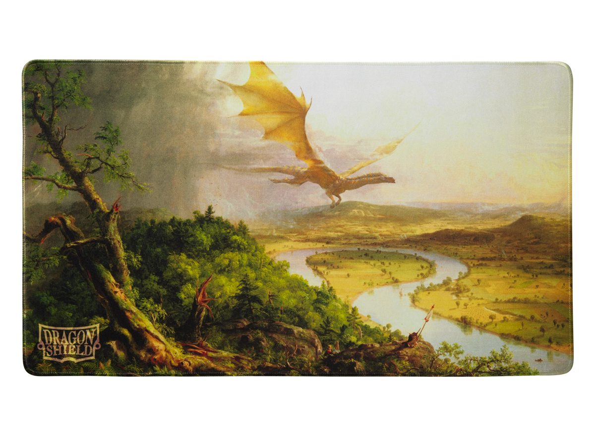 DRAGON SHIELD PLAYMAT - THE OXBOW