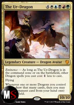 L'UR-DRAGO - FOIL OVERSIZE NOT FOR PLAY
