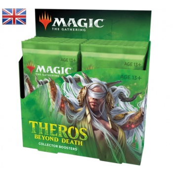 THEROS BEYOND DEATH - COLLECTOR BOOSTER DISPLAY (12 PZ) - INGLESE