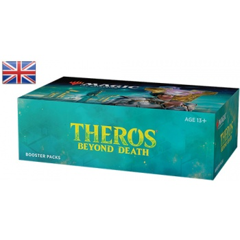THEROS BEYOND DEATH - BOX 36 BUSTE INGLESE