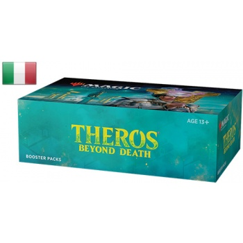 THEROS OLTRE LA MORTE - BOX 36 BUSTE ITALIANO