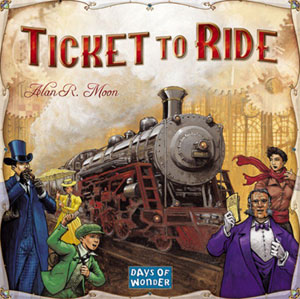 TICKET TO RIDE - IN ITALIANO