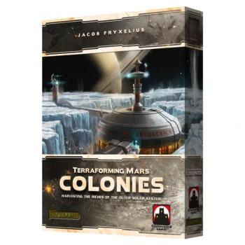 TERRAFORMING MARS: COLONIES - ITALIANO