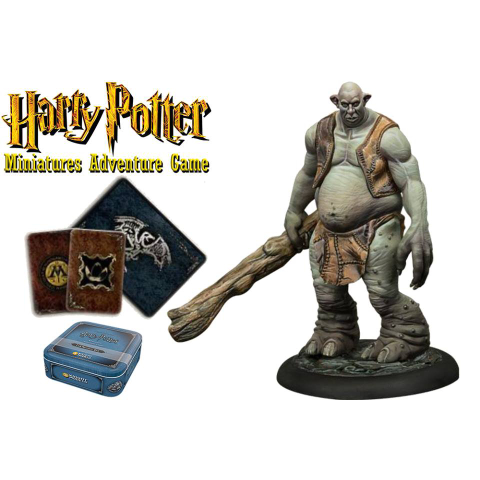 HP TROLL ADVENTURE PACK MINIATURE ADVENTURE GAME