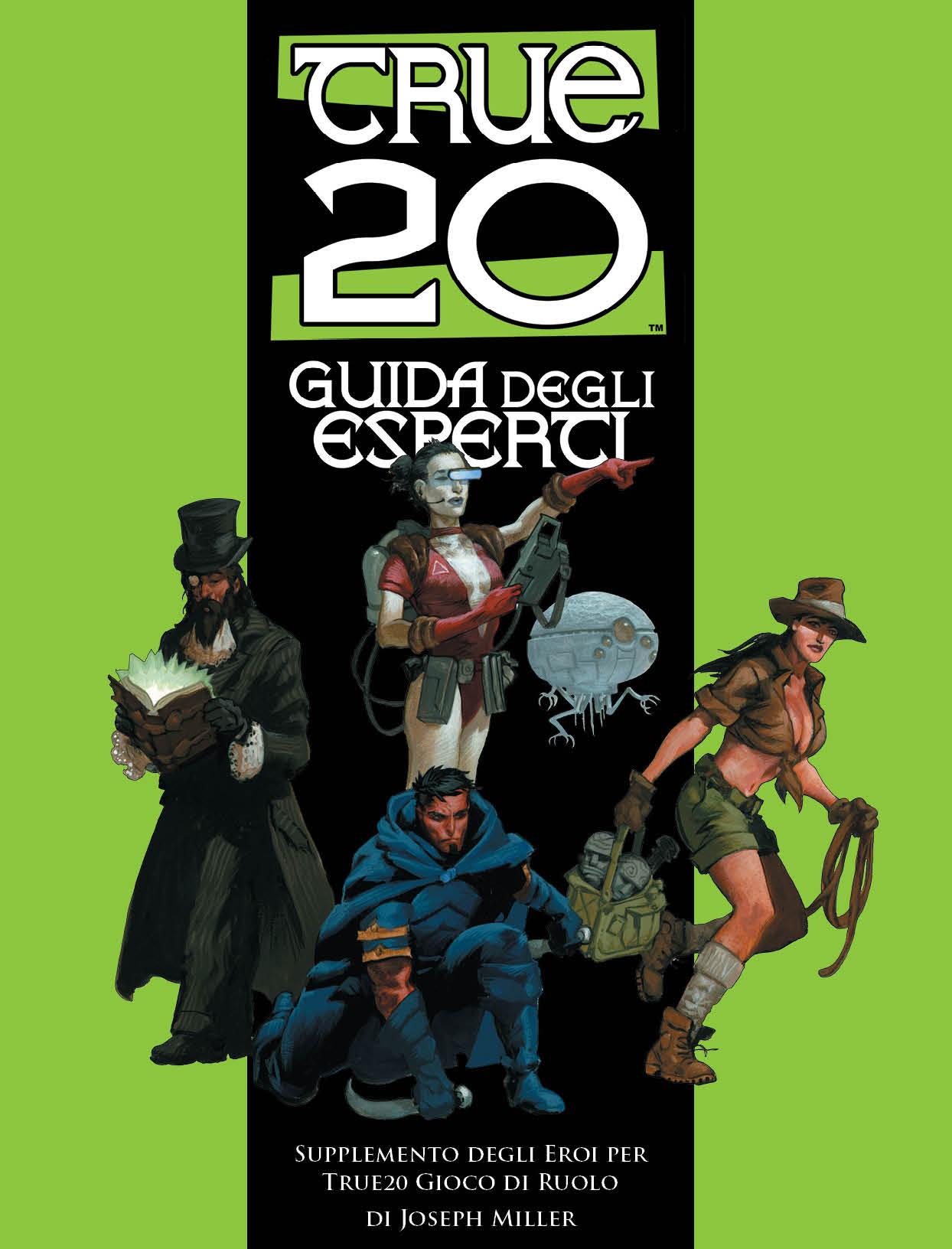 TRUE20 - GUIDA DEGLI ESPERTI
