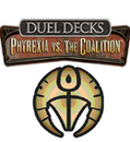 DUEL DECKS PHYREXIA VS THE COALITION - MAZZO