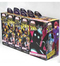 NUOVO MARVEL HEROCLIX - GIANT SIZED X-MEN - BRICK 8 BUSTE + 1 GIANT