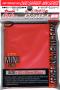 KMC MINI METALLIC RED SLEEVES (50)