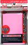 KMC MINI PASTEL PINK SLEEVES (50)