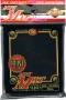 KMC MINI MAT BLACK SLEEVES (50)