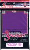 KMC SUPER PURPLE SLEEVES (80)