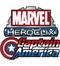 MARVEL HEROCLIX - CAPTAIN AMERICA - BRICK 10 BUSTE