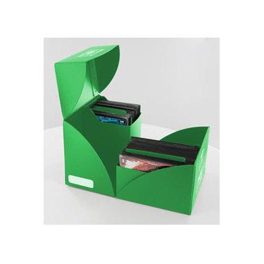 PORTA MAZZO TWIN DECK CASE 160+ STANDARD SIZE GREEN