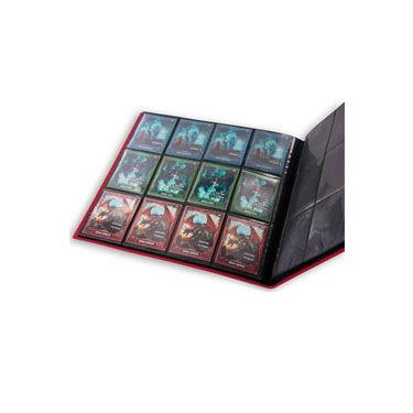 12 TASCHE QUADROW FLEXXFOLIO (PRO BINDER) RED