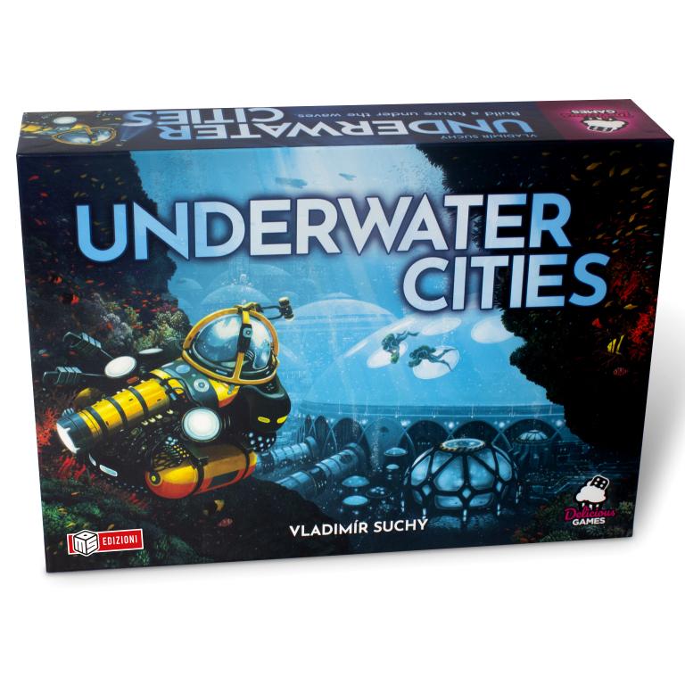 UNDERWATER CITIES - EDIZIONE ITALIANA