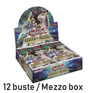 OMBRE NEL VALHALLA - MEZZO BOX 12 BUSTE ITA