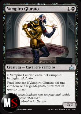 VAMPIRO GIURATO