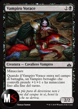 VAMPIRO VORACE