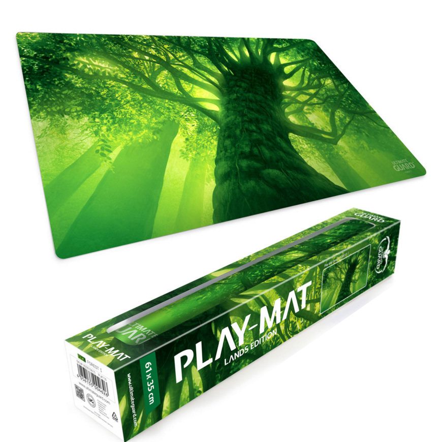 UGD TAPPETINO PLAY-MAT LANDS EDITION FOREST (61 X 35 CM)