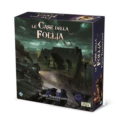 LE CASE DELLA FOLLIA - VIAGGI TERRIFICANTI