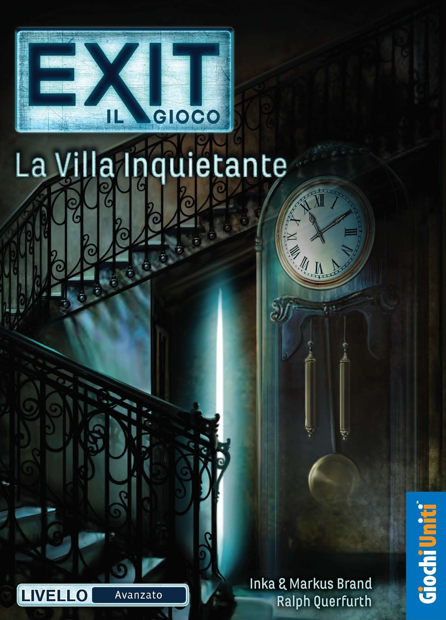 EXIT: LA VILLA INQUIETANTE