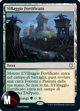 VILLAGGIO FORTIFICATO