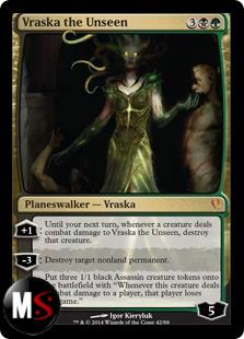 VRASKA L'INVISIBILE (FOIL)