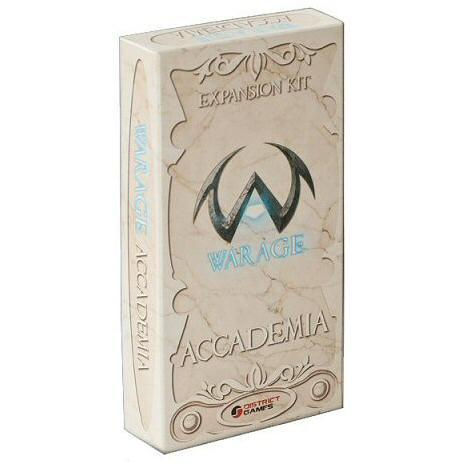 WARAGE BOX ESPANSIONE ACCADEMIA
