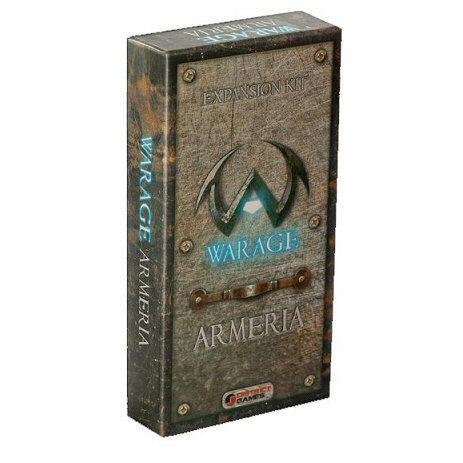 WARAGE BOX ESPANSIONE ARMERIA